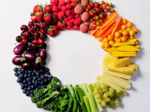 Фруктово-овощная диета по дням недели