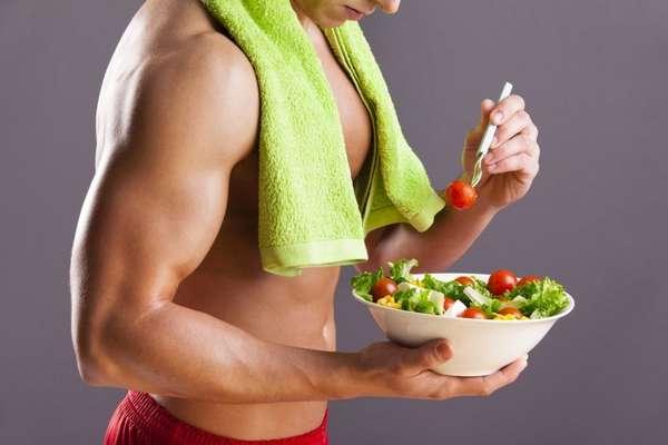 Питание проходит через два часа после упражнений