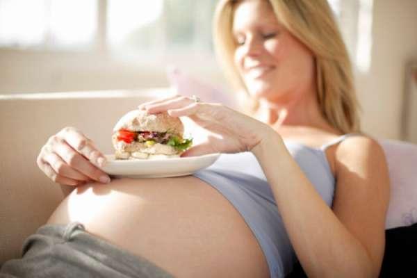 беременность аппетит