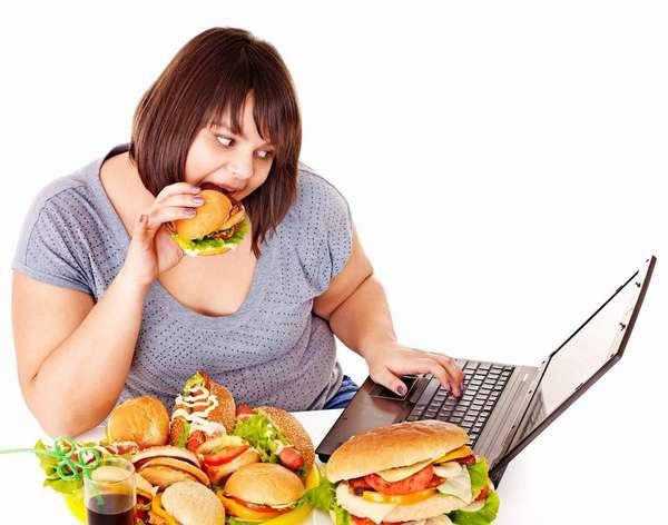 Люди, которые слишком много едят