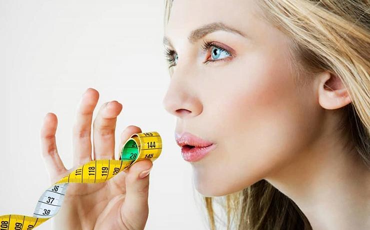 Набор веса после диеты