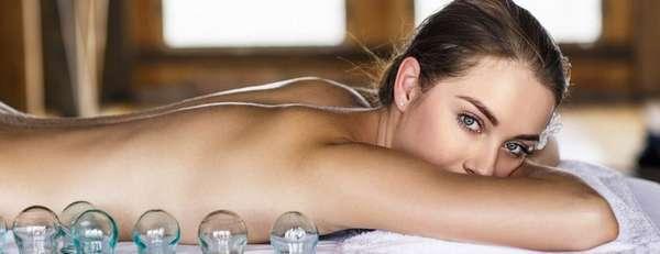 Сложно выдержать баночный массаж