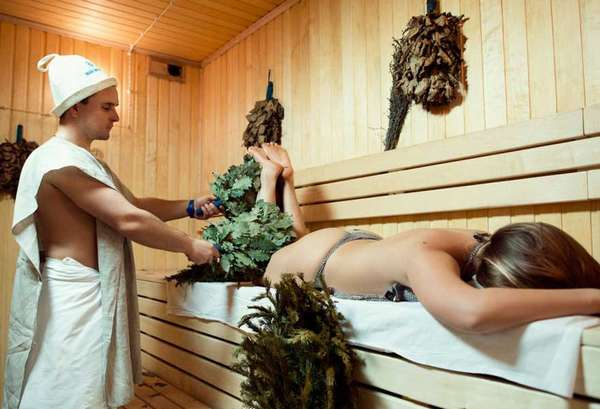 худеем в бане