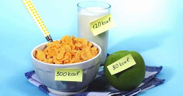 Ограничивайте калорийность