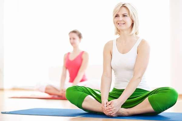 Восстановление тела при помощи йоги