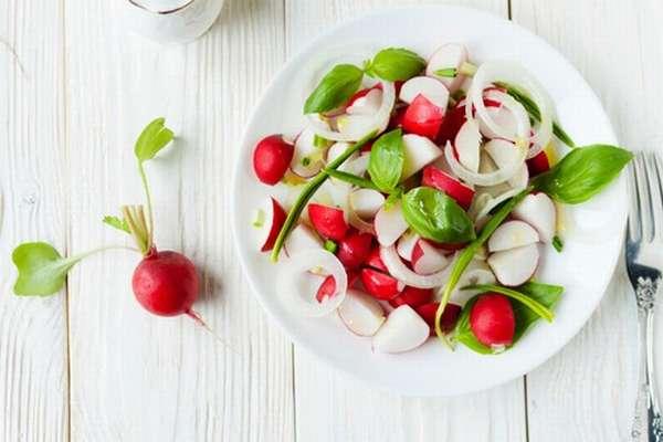 Овощи богаты клетчаткой и ценными витаминами