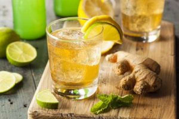 Отзывы о напитке для похудения имбирь, огурец, лимон, мята