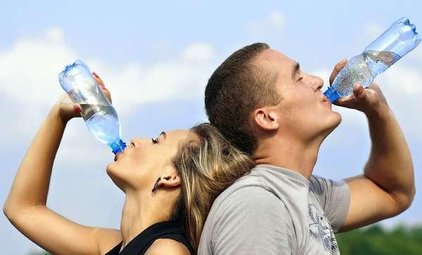 Употреблять больше воды