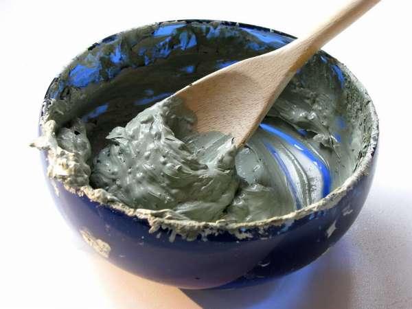Обертывание с глиной