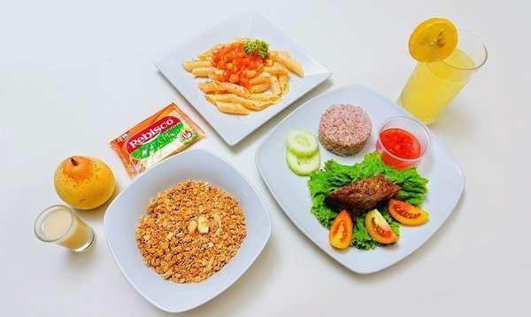 Диета на 1600 калорий в день: меню на неделю, рецепты, продукты.