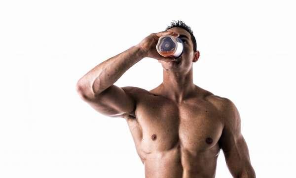 Применение коктейля протеинового после силовых нагрузок