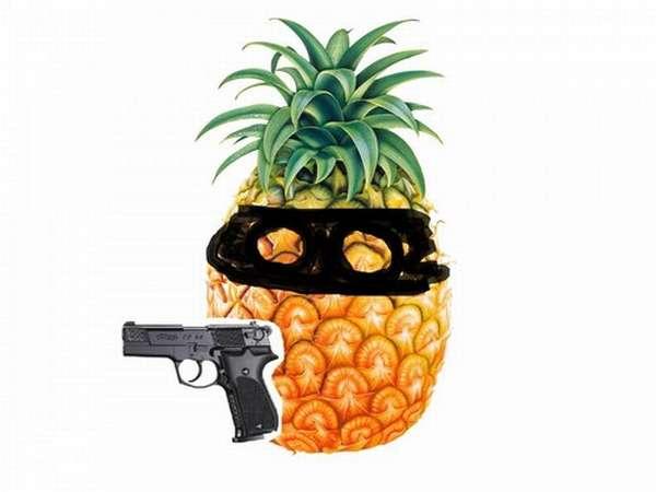 Чрезмерное количество ананаса в рационе может причинить вред организму