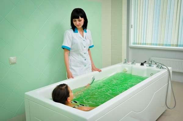Липовые ванны