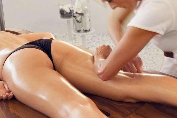 Проведение специального массажа