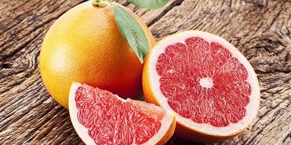 грейпфрутовая маска для лица