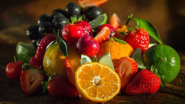 фруктах