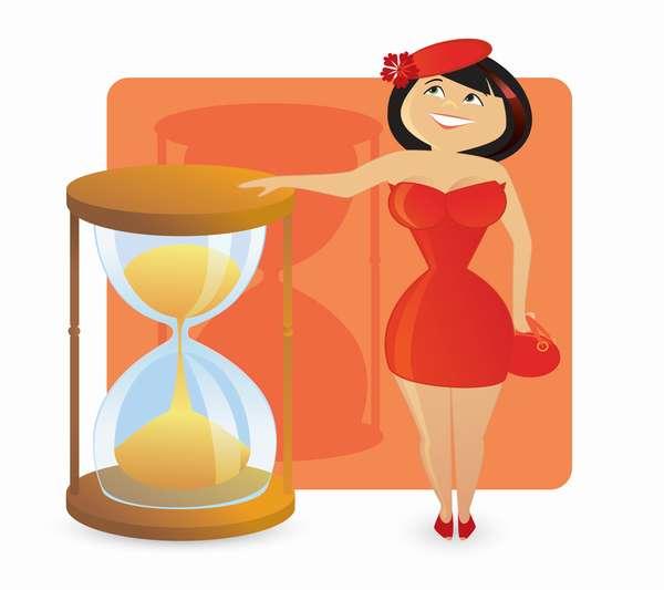 «Песочные часы»