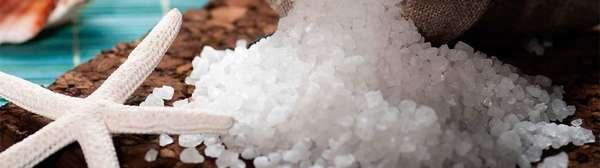 Полезные рецепты с морской солью