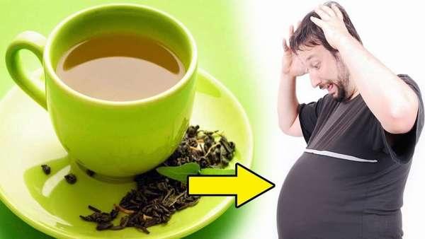 Чай помогает похудеть