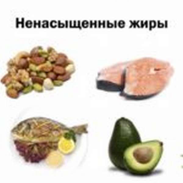 Насыщенные жиры