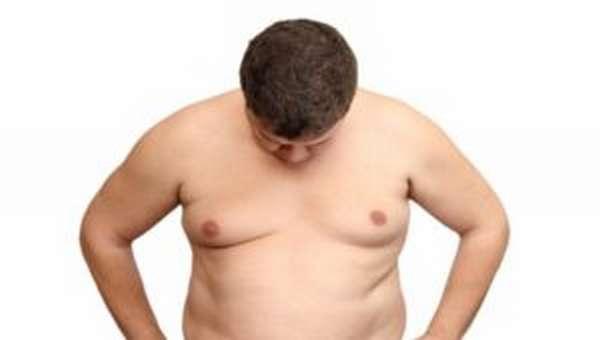 Жир на грудной мышце