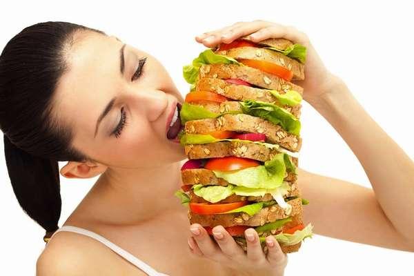 Несоблюдение правил питания