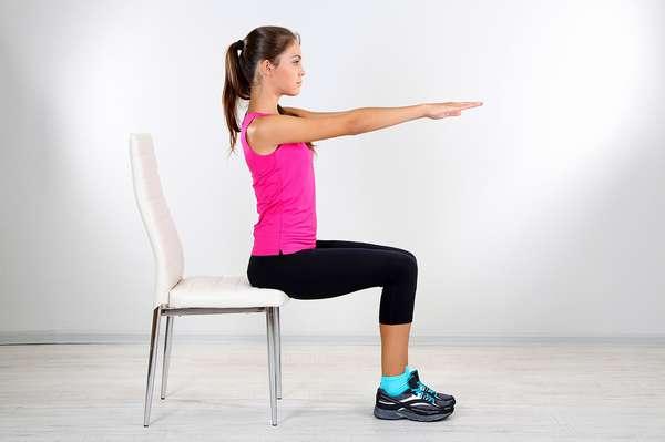 Упражнения с эффектом «лифтинга»