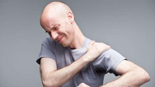 Хронические боли в плечевом суставе