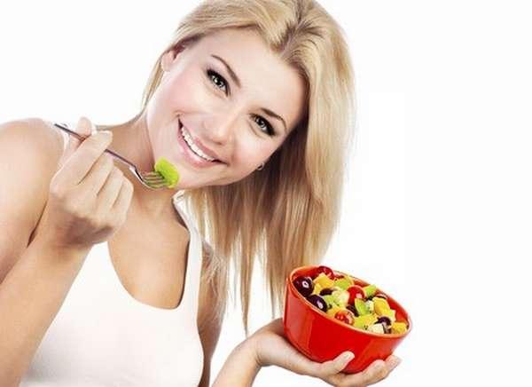 правильное питание овощами