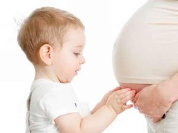 В периоде вынашивания и вскармливании младенца