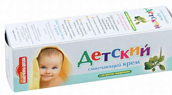 детский крем