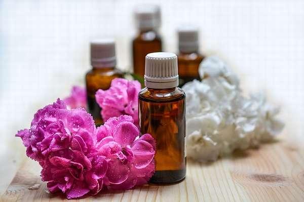 Способы применения аромамасел при похудении