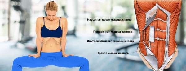 Основы действий при упражнении вакуум