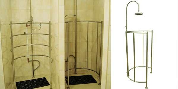 оборудование циркулярный душ