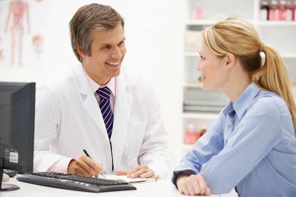 Посоветоваться с врачом