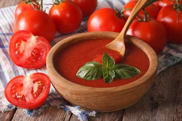 Ценные свойства кетчупа