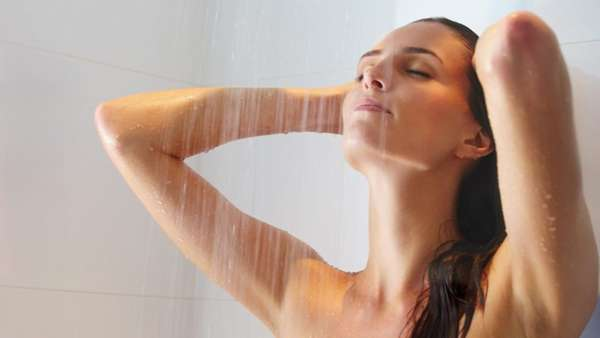 контрастный душ для похудения
