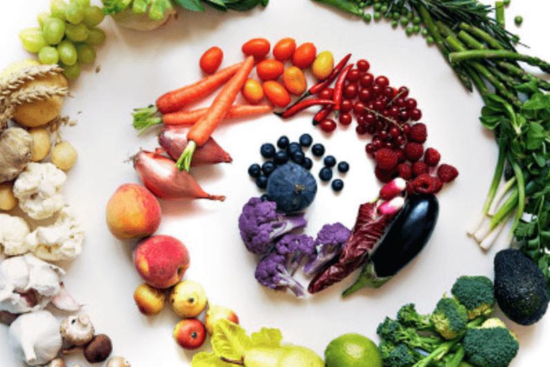 Кислые фрукты и овощи