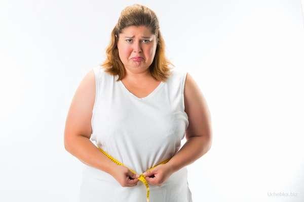 Плохой результат похудения