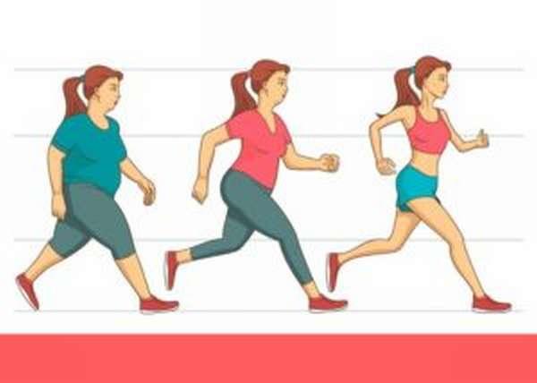 Кардио и сброс веса