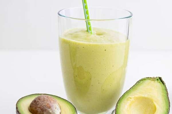 Протеиновый смузи Сливочный авокадо