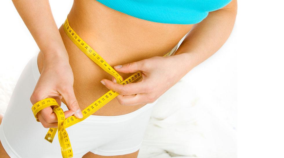 Применение сантиметровой ленты при похудении