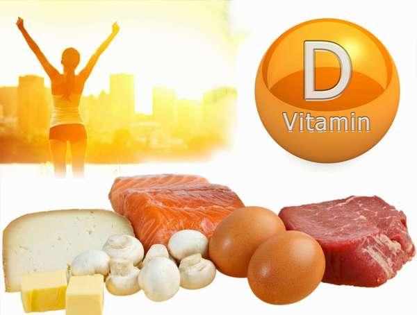 Польза натуральных витаминов