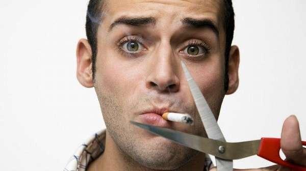 Стресс от отказа от сигарет