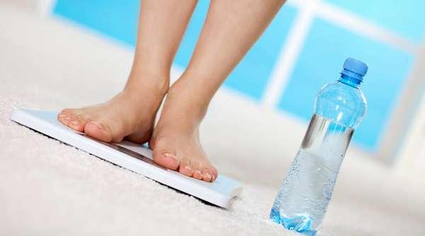 Вода – залог успешного похудения