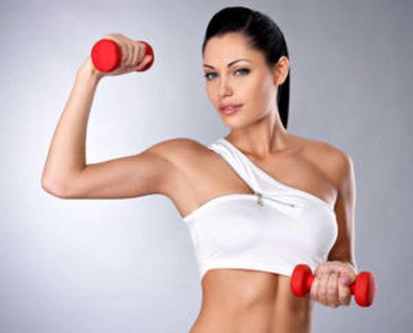Расход калорий при утяжелении