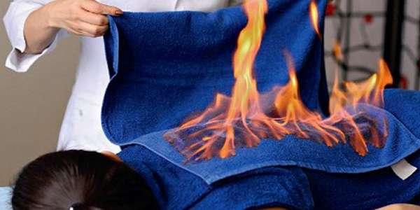 китайский огненный массаж
