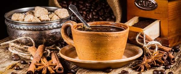 способы приготовления кофе с корицей
