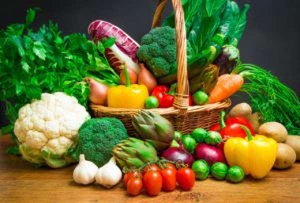 Низкокалорийные продукты для похудения – список в таблице