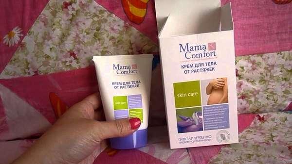 Крем Mama Comfort